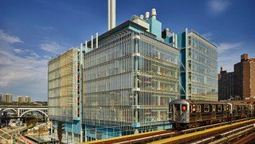 Renzo Piano, completato il 'palazzo della luce' per la Columbia University
