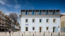 Rinnovamenti edilizi: il Conii Hostel a Quarteira