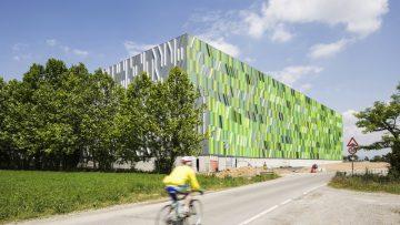L'architettura industriale secondo Cino Zucchi: il nuovo magazzino automatico Pedrali