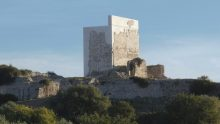 Un restauro discusso: il Castello medioevale di Matrera in Spagna