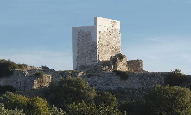 Il Castello di Matrera © Mariano Copete Franco - Francisco Chacón Martínez