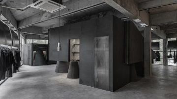 Il concept store di Heike in Cina è il World Interior of the Year 2016