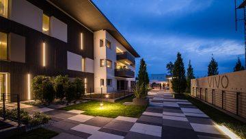 Il comfort acustico del Residence Vivo a Ponzano Veneto (TV)