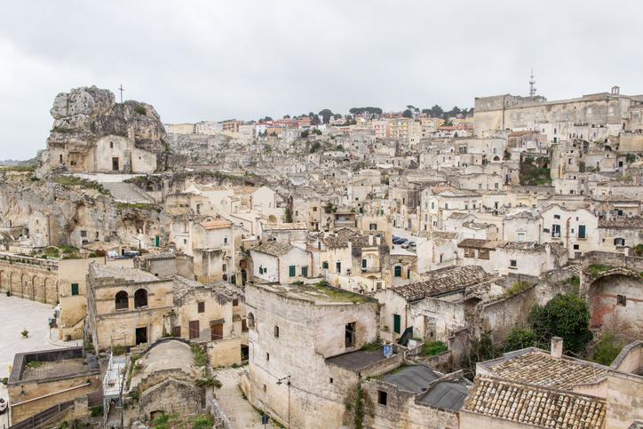 Matera, patrimonio Unesco, sarà capitale europea della cultura nel 2019