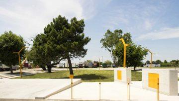 Naturalmente Arena, candidata italiana al Mies van der Rohe Award 2017