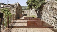 Il restauro del Castello dei Doria a Dolceacqua a firma LDA+SR