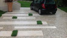 Pavimentazioni in ghiaino e ciottoli: Mazzocato firma soluzioni sicure, resistenti e di design