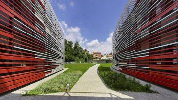 Ottavio di Blasi & Partners per il centro oncologico LILT a Biella