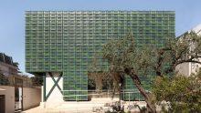 Protiro di Nowa Architecture: se le cassette della frutta diventano facciata
