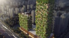 Bosco Verticale in Cina: Stefano Boeri firma la Nanjing Vertical Forest
