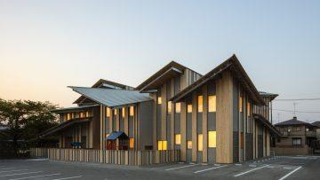 Da Kengo Kuma una scuola materna in legno a Saitama