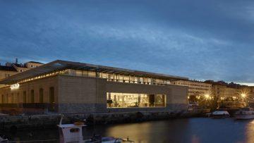 Il nuovo Eataly a Trieste è un intervento di riqualificazione firmato Archea