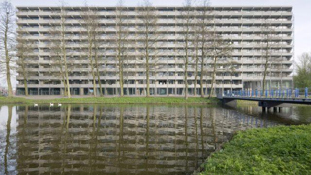 Mies van der Rohe Award 2017, vince deFlat Kleiburg