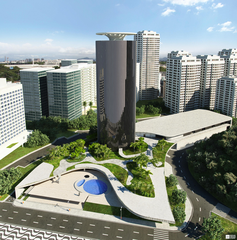 Oscar niemeyer l hotel nacional a rio de janeiro riapre for Gran melia hotel