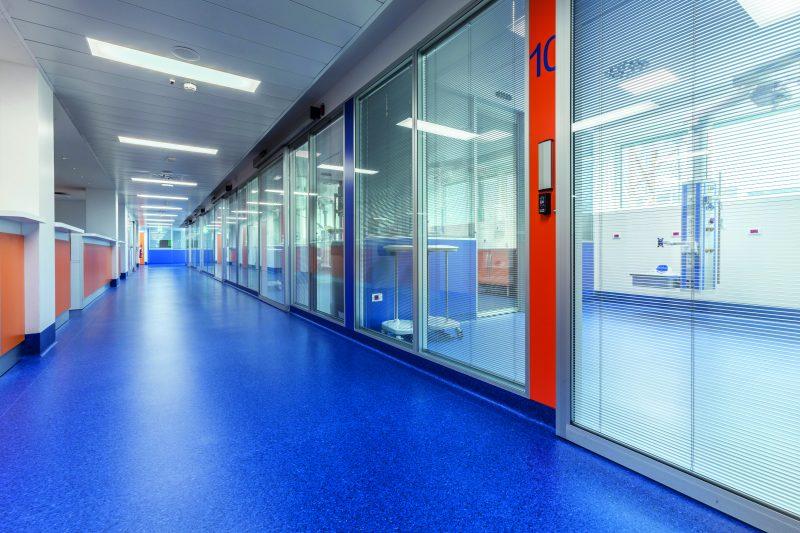 Progettare e ristrutturare un ospedale focus sui for Architetto brescia
