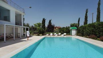 L'ampliamento di una villa nelle campagne pugliesi di Esther Tattoli