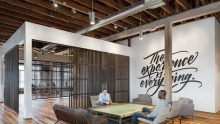 Office design: l'Headquarters di Smith Optics progettato da FFA Architecture