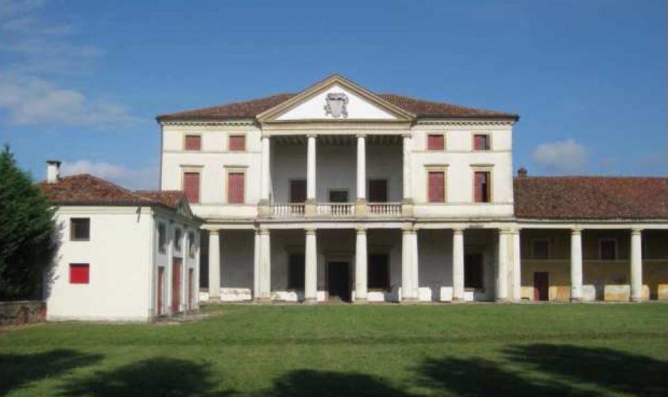 Villa Ferramosca, esterno