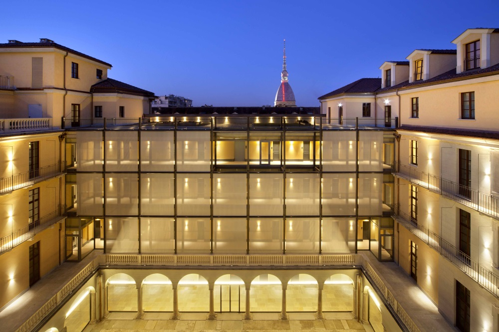 Architetture rivelate 2017 i quattro vincitori for Hotel design torino