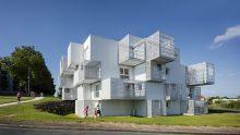 Social housing alla francese: la nuvola bianca di Poggi+More