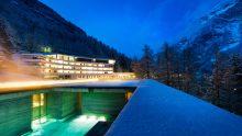 Tre Premi Pritzker più uno per il 7132 Hotel di Vals