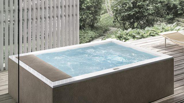 Vasca idromassaggio essentials da jacuzzi designbest