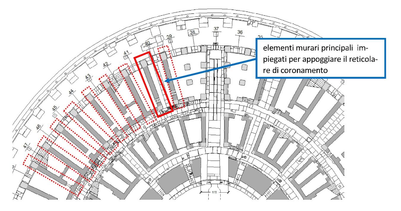 2.3 - soluzione strutturale © studio Curti-Saffirio