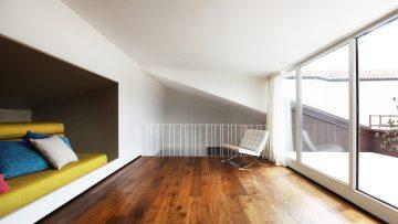 Tomas Ghisellini firma il progetto Loft A a Padova