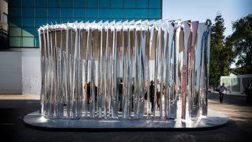 Fuorisalone 2017: il photo-booth di Patricia Urquiola per 3M Design