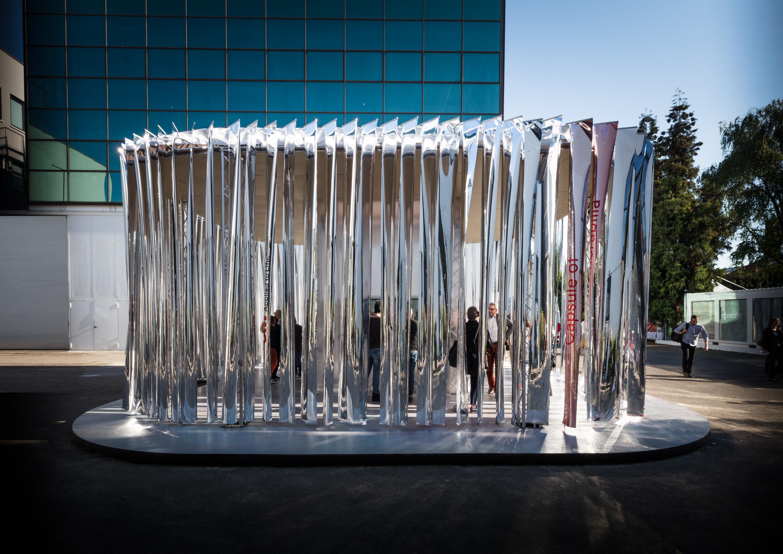 Fuorisalone 2017 il photo booth di patricia urquiola per for Design week milano 2017