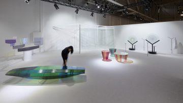 Il vetro in tutte le sue declinazioni: incontro con AGC Asahi Glass al Salone del Mobile 2017