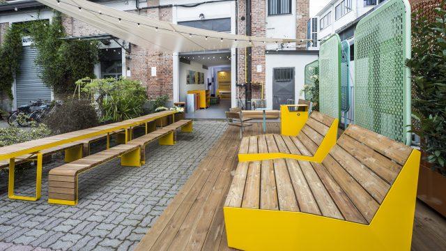 Quando l arredo urbano plasma lo spazio pubblico di una for Un arredo urbano