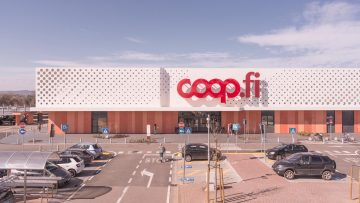 La ristrutturazione del Centro Coop di Arezzo di Piuarch vince il CNCC Design Award