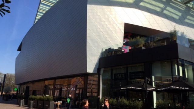 Shopping District Docks Bruxelles: un progetto dall'architettura ambiziosa