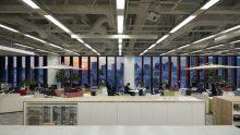 Dove lavorano gli architetti? Gli uffici di Nikken Space Design a Osaka