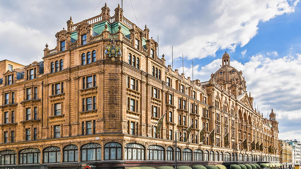 I grandi magazzini Harrods – © Australian Traveller Media