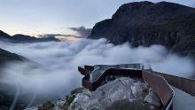 Lo spettacolare Visitor Centre di RRA tra i fiordi norvegesi