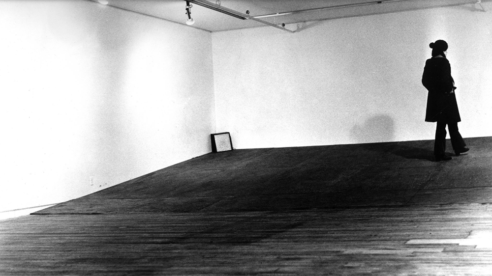 Seedbed © Acconci Studio – MoMA N.Y.
