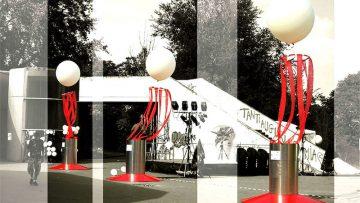 Le installazioni di Studio 0SA per le stazioni della metropolitana di Roma