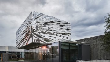 Snohetta rinnova il Lillehammer Art Museum and Cinema