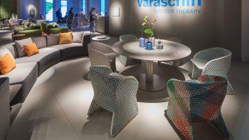 Arredo outdoor: Varaschin associa lavorazione artigianale a moderne soluzioni estetiche