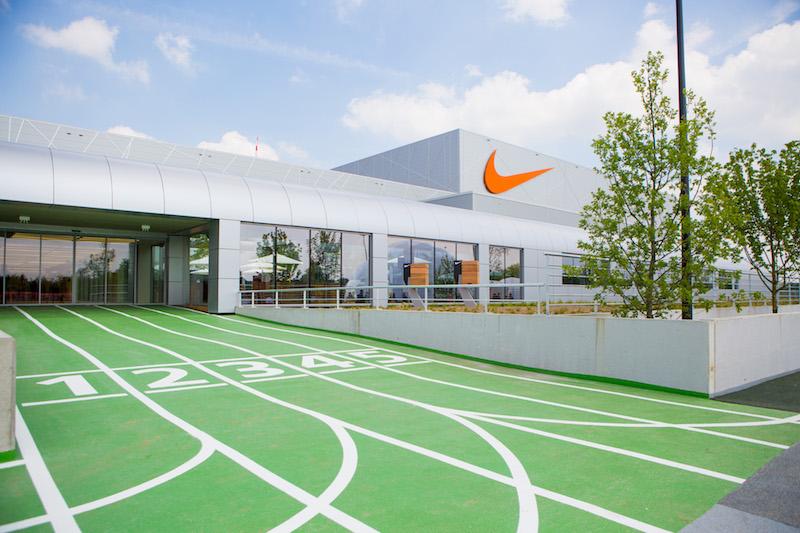 Nike European Logistic Campus in Laakdal © Nike