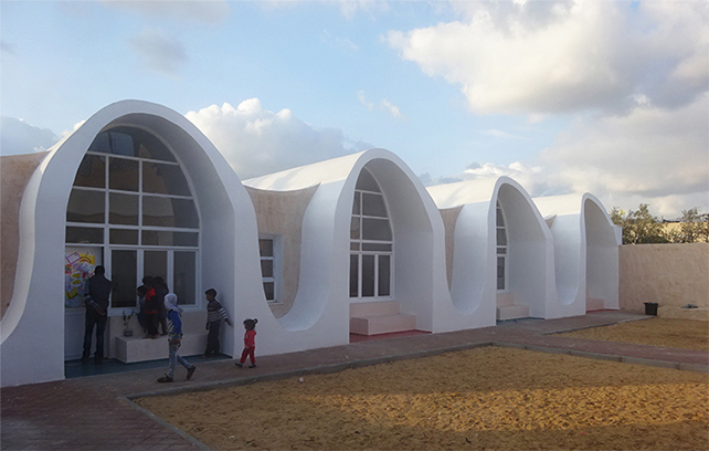 Nuovo asilo Um al Nasser (1)