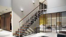 Scale a giorno: Rintal presenta la scala modulare Knock Design