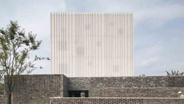 Architettura sacra contemplativa: la cappella di Suzhou di Neri&Hu