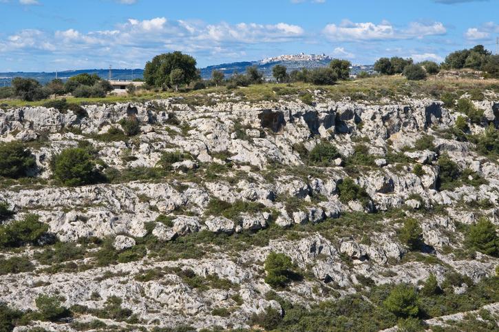 Massafra, Puglia.