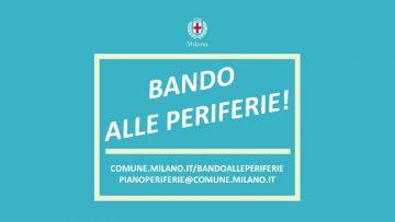 Rigenerazione urbana in periferia: il nuovo bando del Comune di Milano