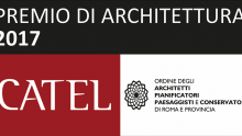 Concorso per architetti under 35: il bando del Premio Catel 2017