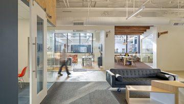 Office design: gli uffici di Airbnb nel mondo