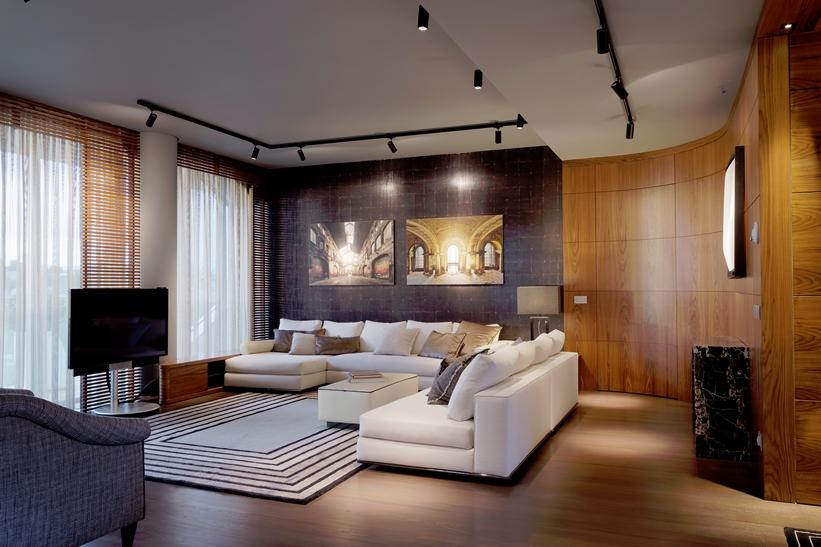 Residenze hadid a city life legno tappeti e design for Appartamenti di design